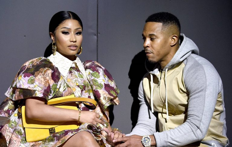 Nicki Minaj's husband Kenneth Petty pleads guilty to failing to register as a sex offender