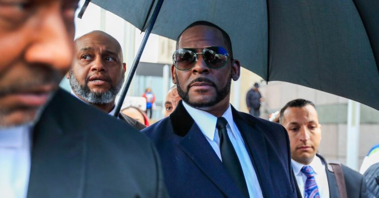 R. Kelly Is Convicted On All Counts After Decades of Accusations of Abuse