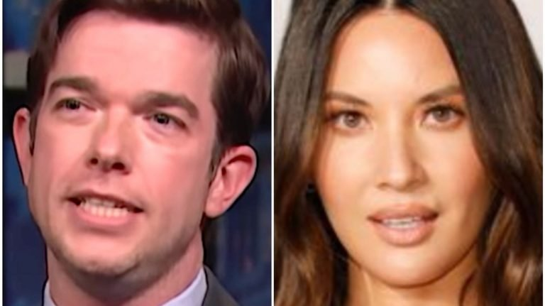 John Mulaney Says He And Olivia Munn Are Expecting Baby In Intense Interview