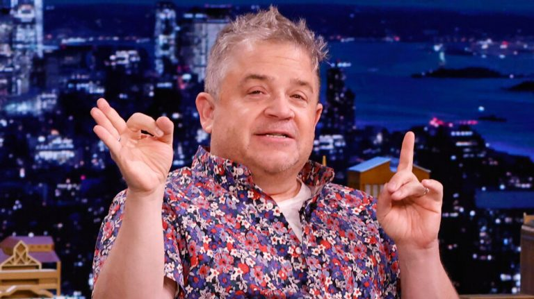 Patton Oswalt Issues Rip-Roaring Reality Check For People Mad At Him For Canceling Shows