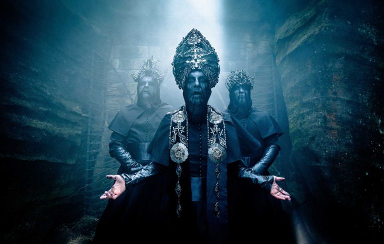 Behemoth to release live album with a burn-your-own model church