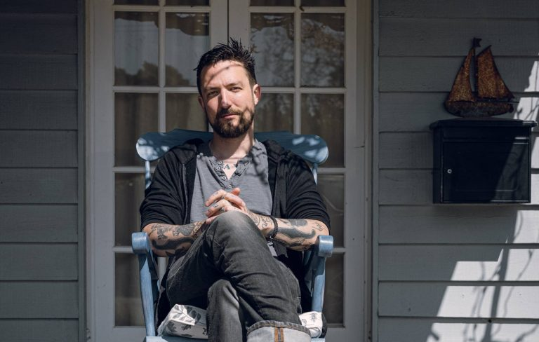 Frank Turner announces new album 'FTHC' and shares single 'Haven't Been Doing So Well'