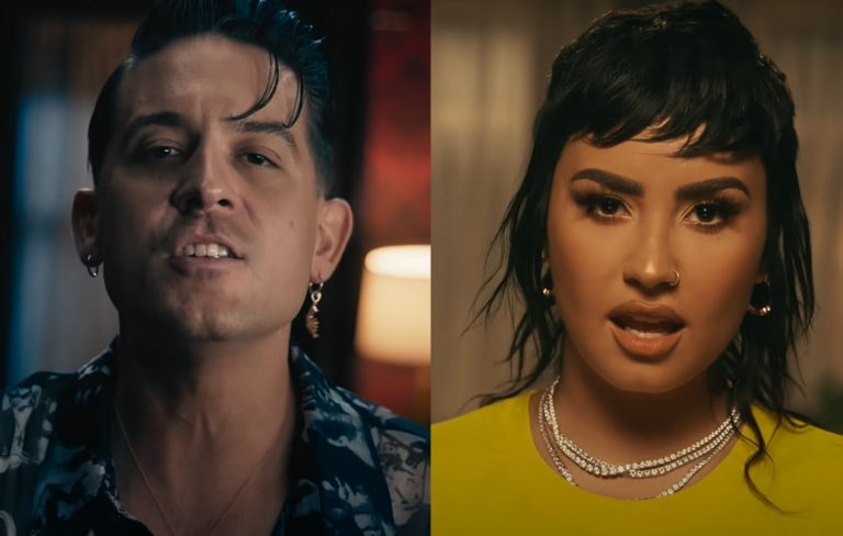 G-Eazy and Demi Lovato team up for raw new single 'Breakdown'
