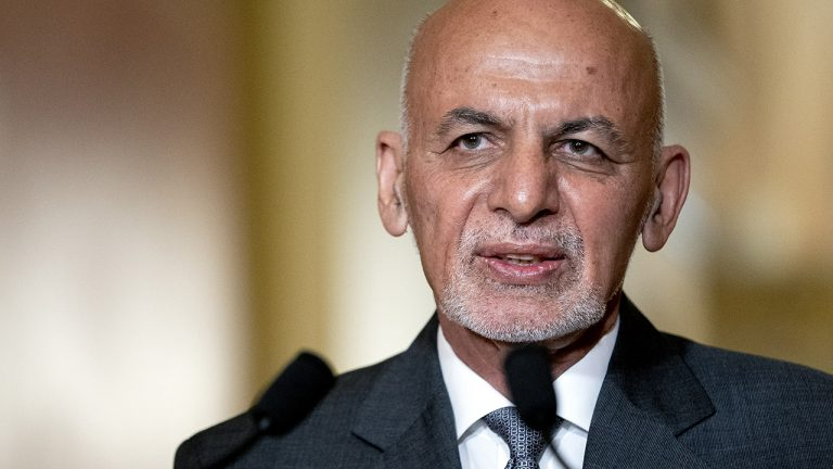 Former Afghan president explains abrupt exit from country amid Taliban takeover