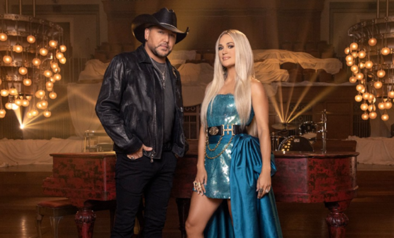 """Jason Aldean Premieres Music Video for """"If I Didn't Love You"""" Featuring Carrie Underwood"""