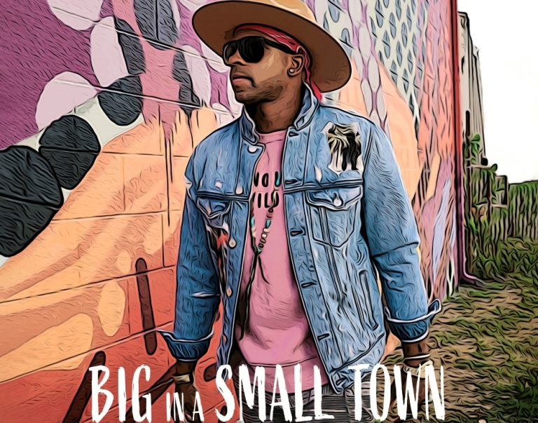 """Jimmie Allen Releases New Track """"Big In A Small Town"""" Featured as Theme Song To Netflix Series"""