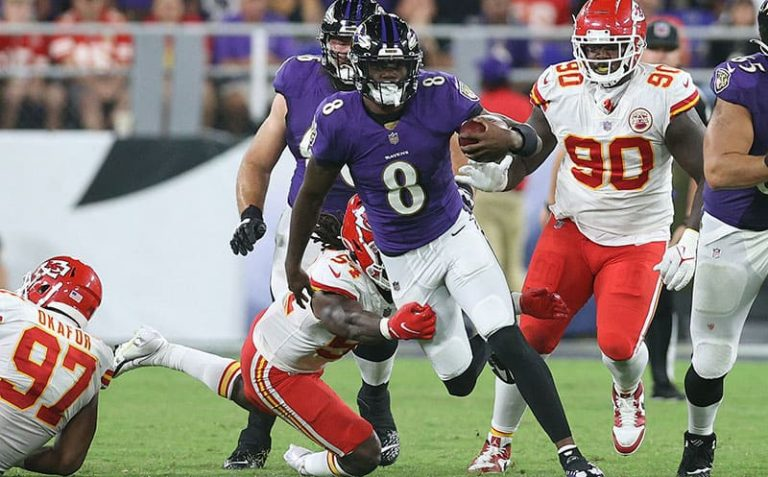 SNF Highlights: Ravens rally past Chiefs