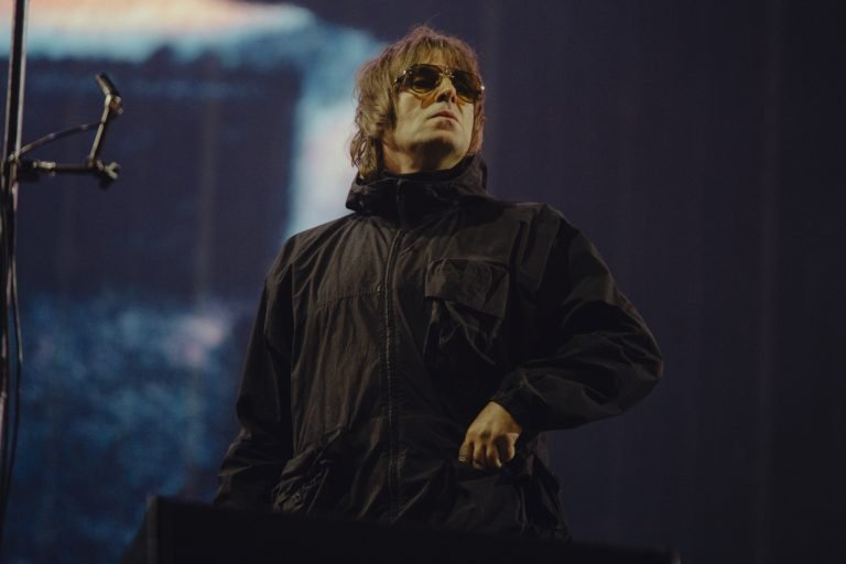 Watch Liam Gallagher close first night of Isle of Wight festival