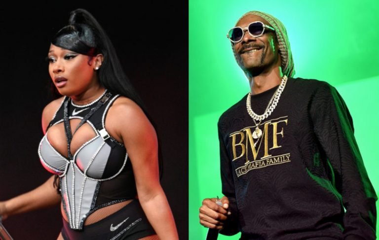 Megan Thee Stallion and Snoop Dogg join 'The Addams Family 2' soundtrack