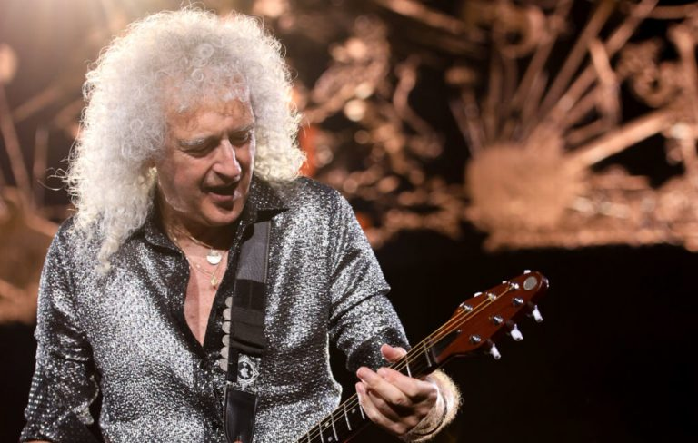 Queen's Brian May says his next solo release could be an instrumental album