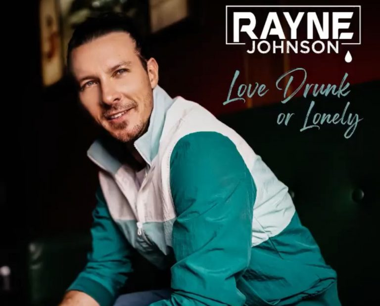 Rayne Johnson To Release Sophomore Project LOVE DRUNK OR LONELY October 6