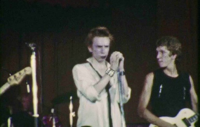 Footage of Sex Pistols' Manchester Free Trade Hall shows sells for £15,000