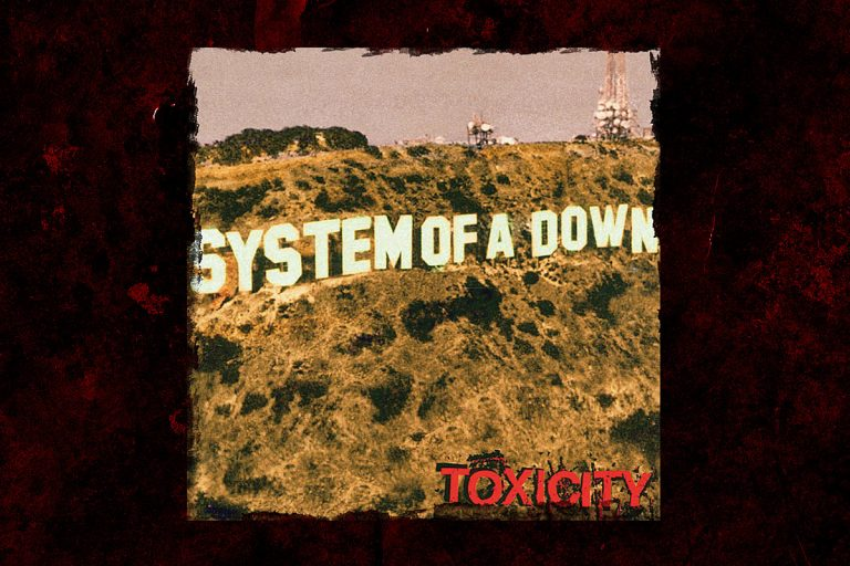 System of a Down Release 'Toxicity'