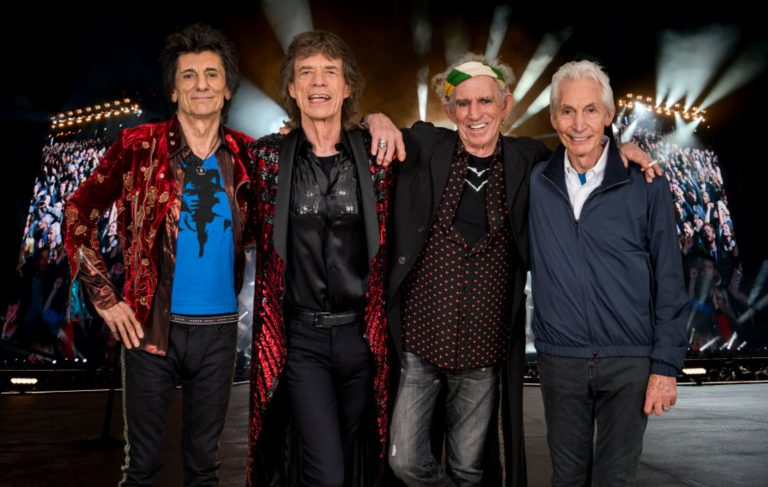 """Mick Jagger on touring without Rolling Stones' """"heartbeat"""" Charlie Watts"""