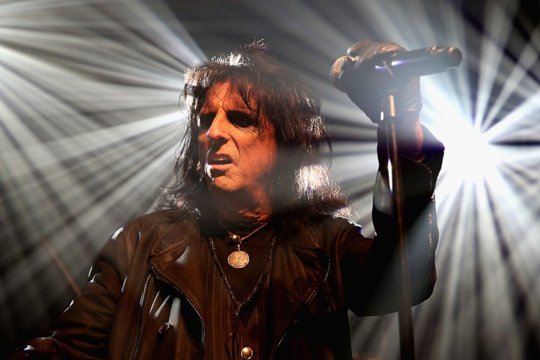 Alice Cooper Getting His 'Wings Back' as He Returns to Touring