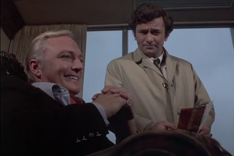 'Columbo' Does More Than Debut a Crafty Sleuth
