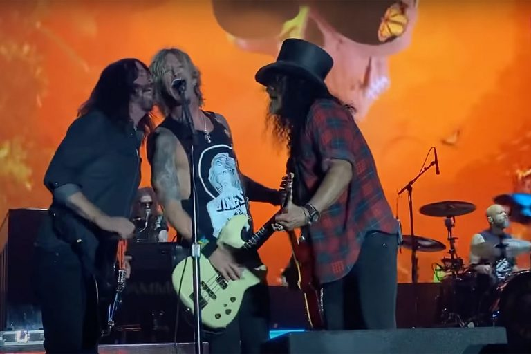 Guns N' Roses + Dave Grohl Cut Off By Bottle Rock Curfew