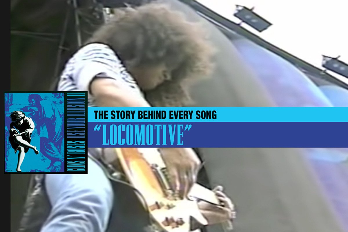 How Guns N' Roses Flexed Musical Muscle on Dazzling 'Locomotive'