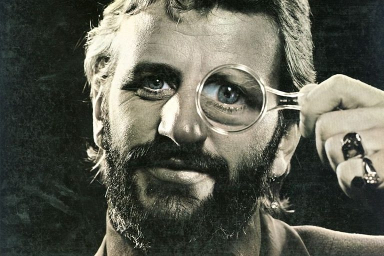 Why Ringo Starr's Impressive Solo Run Ended With 'Rotogravure'