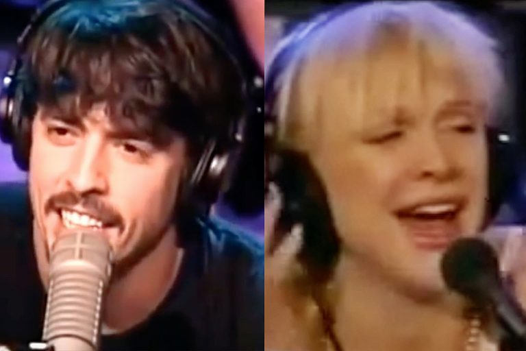 Epic Rock Star Moments on 'Howard Stern'