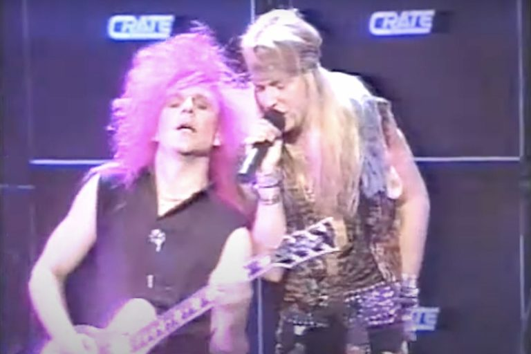 When Poison Imploded at the 1991 MTV VMAs