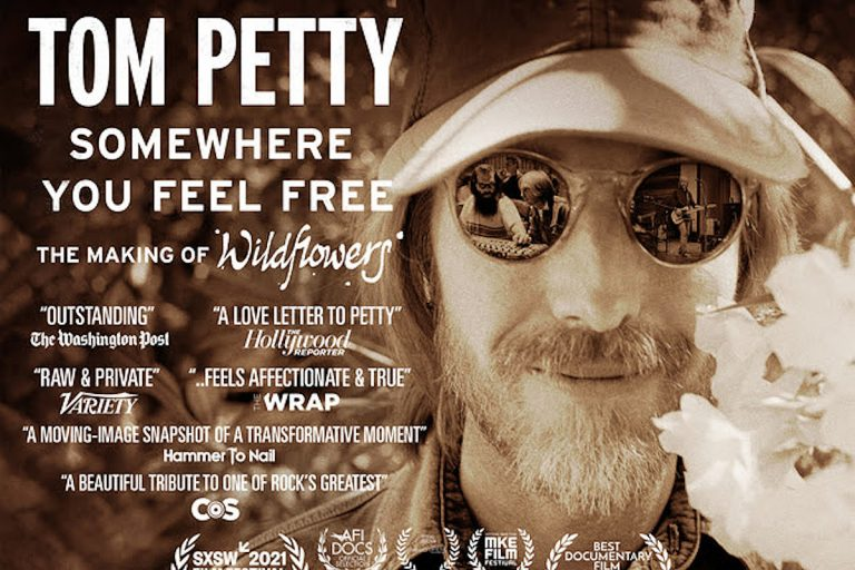 Tom Petty's 'Making of Wildflowers' Film Coming to Theaters