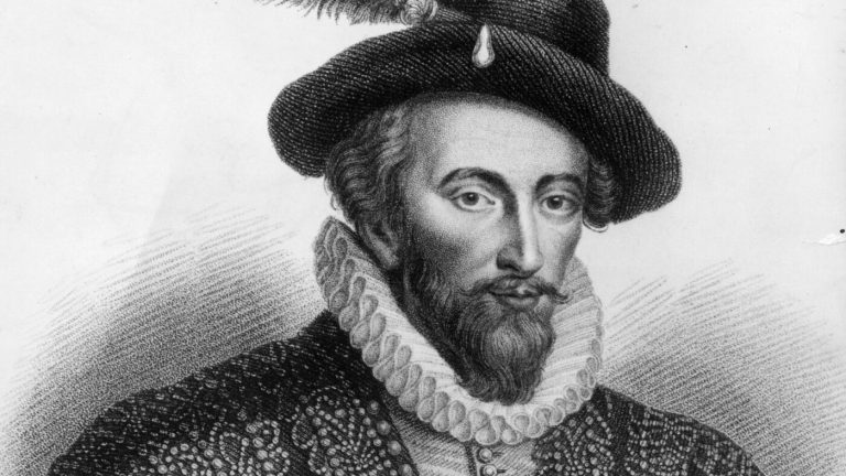 Sir Walter Raleigh's Lost Colony The Aim Of New Archaeological Dig : NPR