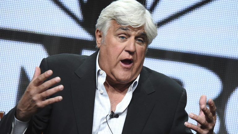 Jay Leno on cancel culture: 'You either change with the times or you die'