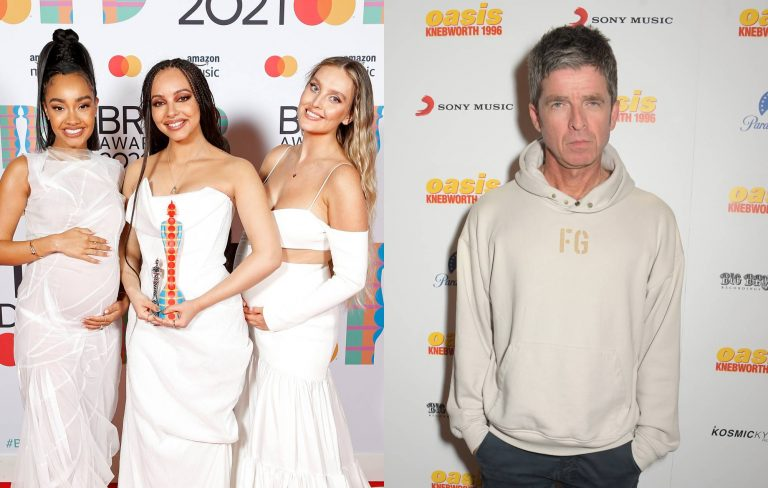 Little Mix's Jade Thirlwall hits back at Noel Gallagher's BRIT Awards jibe