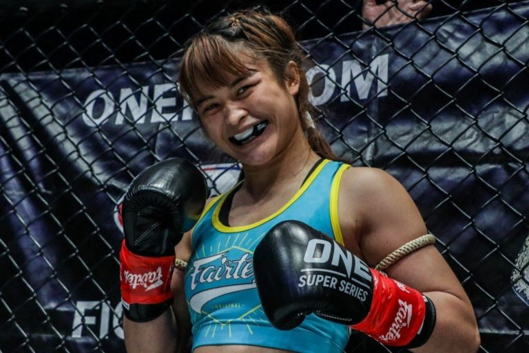 Stamp Fairtex knows fight with Alyona Rassohyna will be harder than first