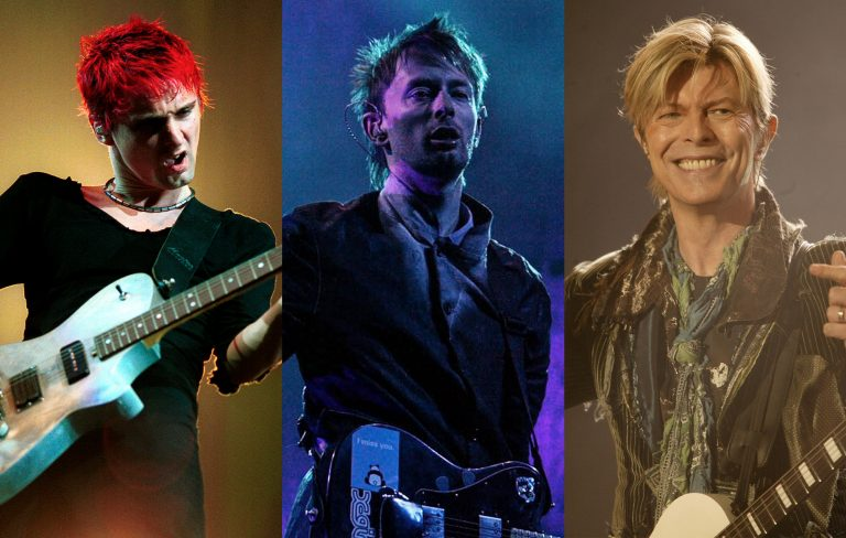 War Child reissue compilation albums from the 2000s featuring Radiohead, Muse, David Bowie and more