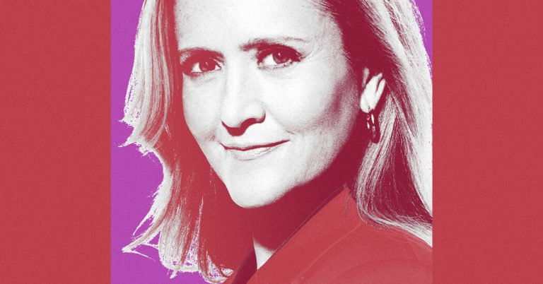 Opinion   Samantha Bee Talks Marjorie Taylor Greene and the Trumps