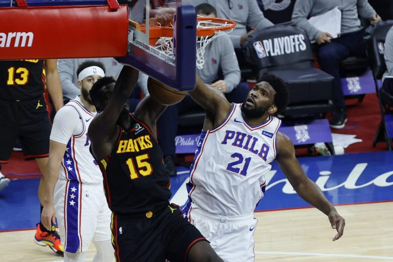 Joel Embiid wants to win Defensive Player of the Year this season