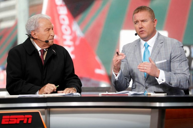 College GameDay Week 8 location, guest picker, streaming info