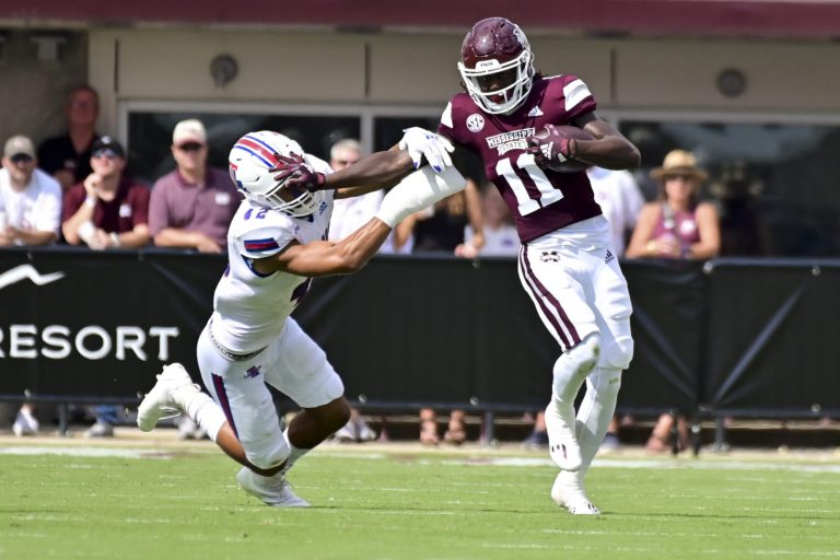 Mississippi State WR's NIL deal with tractor dealership will make your week
