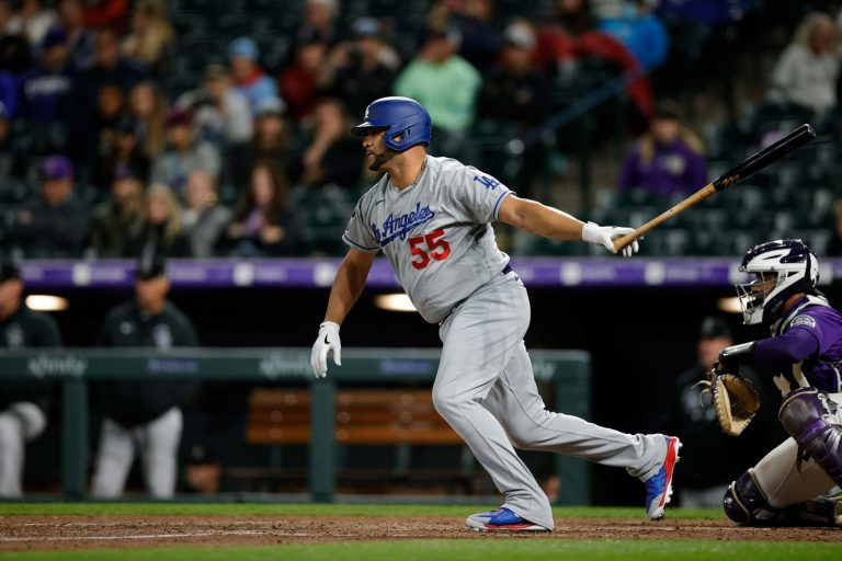 Dave Roberts won't close the door on Albert Pujols playing in Wild Card game