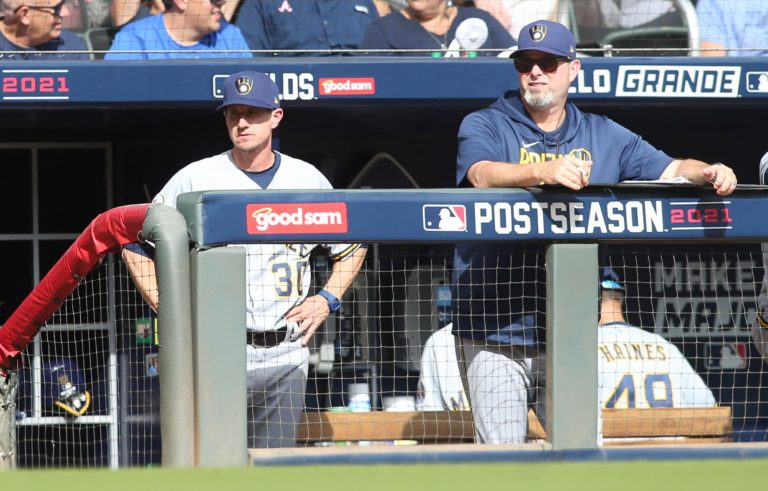 Craig Counsell squarely to blame for Game 3 defeat