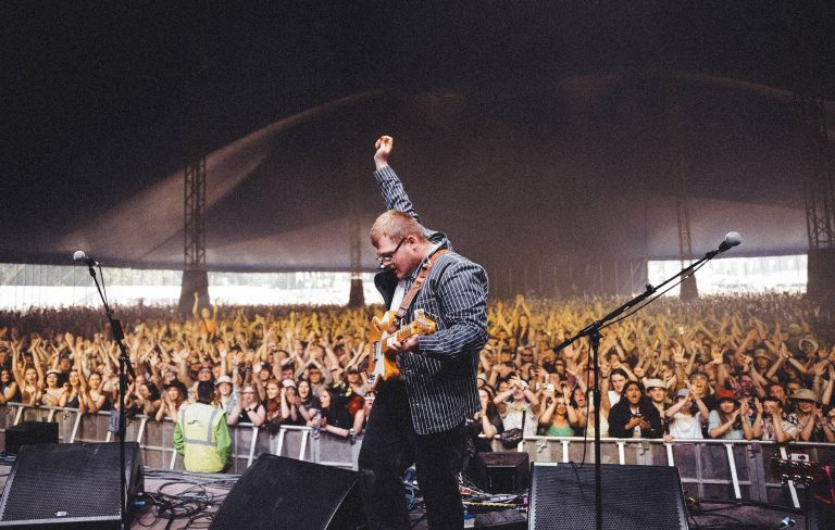 The Lathums score UK Number One album with 'How Beautiful Life Can Be'