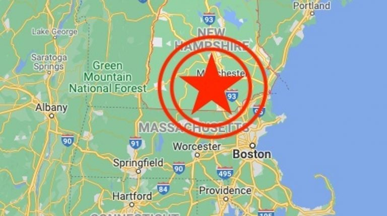 Mystery Boom And Unexplained Shakes Freak Out People In New Hampshire