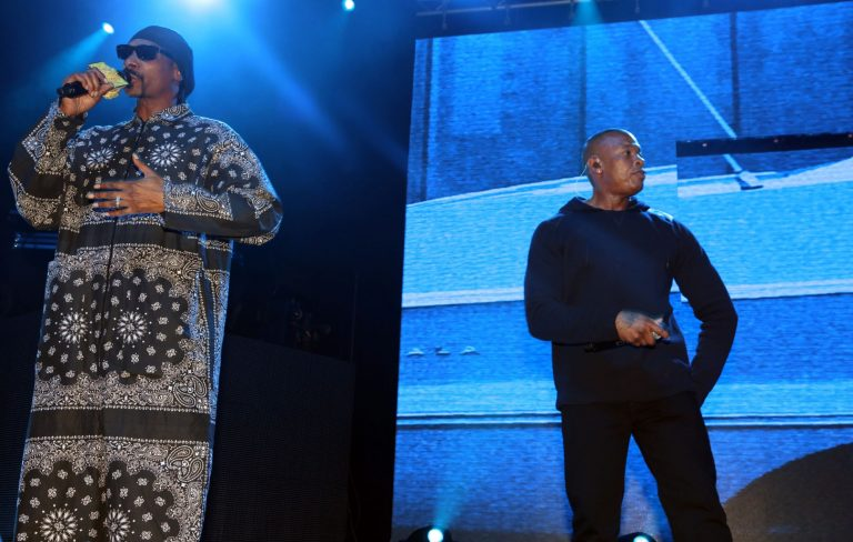 New albums from Dre and Snoop Dogg to kick off 'The Aftermath Takeover'