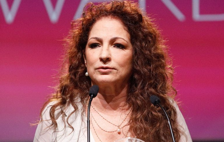 Gloria Estefan says she was abused aged nine by relative