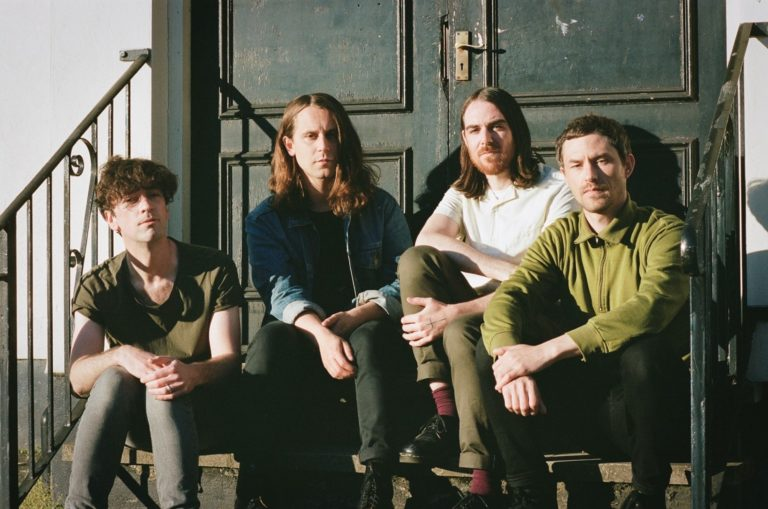 Listen to 'First World Problems', the new single from Pulled Apart By Horses