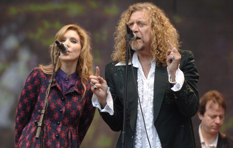 Robert Plant and Alison Krauss share new original single 'High And Lonesome'