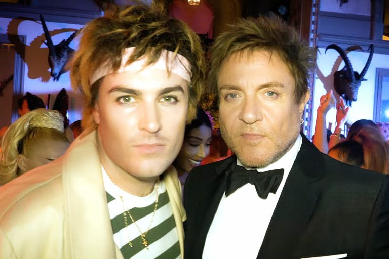 Duran Duran Party With Celeb Look-alikes in 'Anniversary' Video