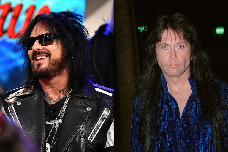 Nikki Sixx Recalls Getting Fired From Band By Blackie Lawless