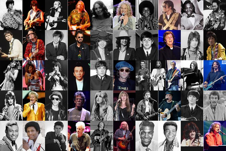 26 Rock Stars Inducted Into the Hall of Fame More Than Once