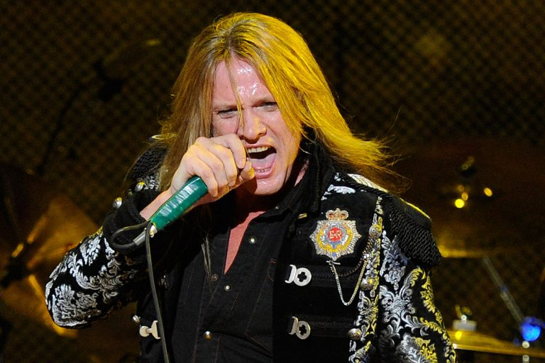 Sebastian Bach Finds 'Slave to the Grind' B-Side 'Mind-Blowing'