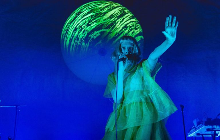 Aurora to perform at special event during UN's climate change conference