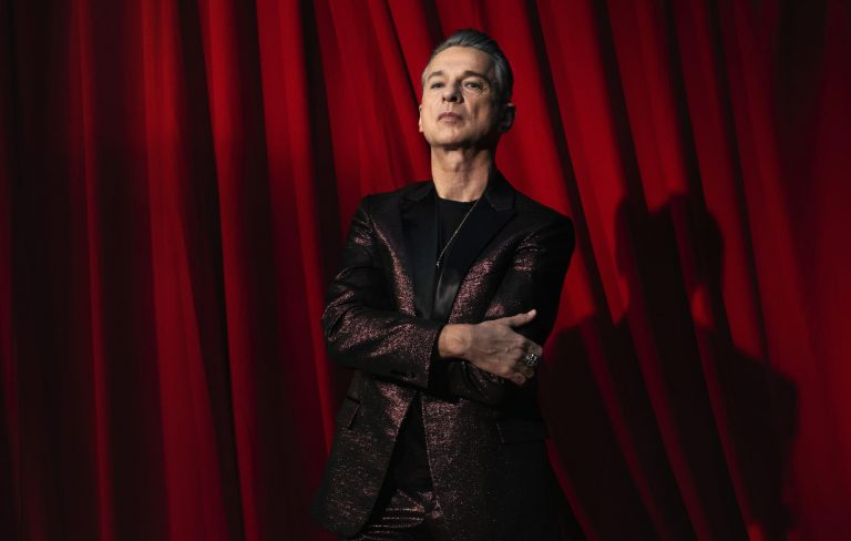 """Dave Gahan on his """"liberating"""" new album and the future of Depeche Mode"""
