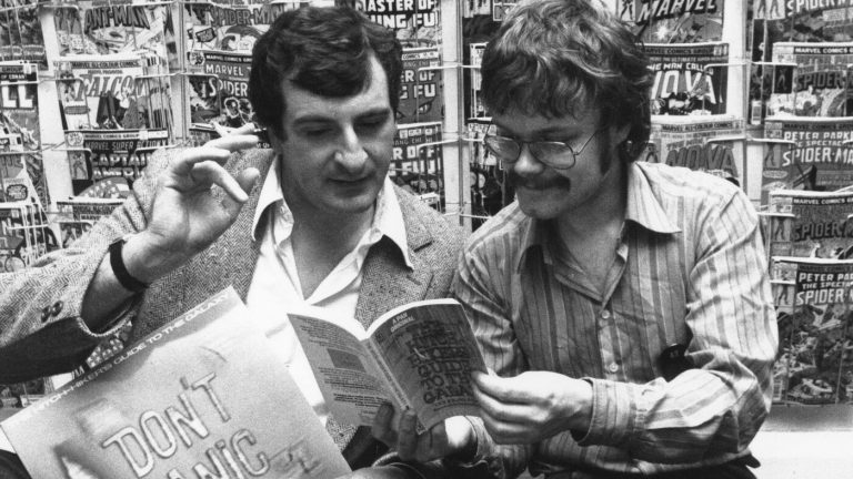 42 years later, how 'The Hitchhiker's Guide to the Galaxy' has endured : NPR